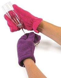 Zeal Microfibre Cleaning Mitts