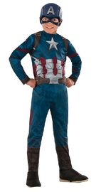 Marvel: Captain America (Civil War)- Classic Costume (3-5 Years)