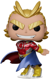 My Hero Academia: All Might (Metallic) - Pop! Vinyl Figure