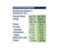 Atkins Low Carb Penne Pasta 250g image