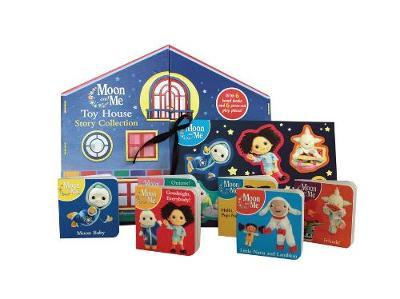 Moon and Me: Toy House Story Collection by Andrew Davenport