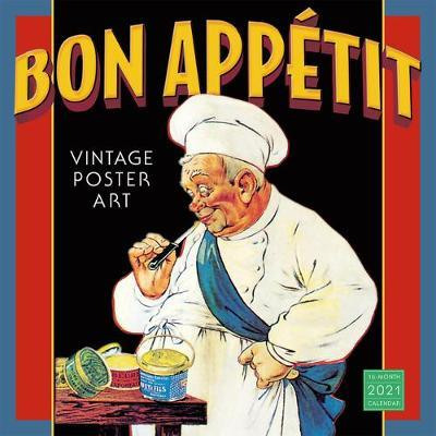 Bon Appetit: Vintage Food Posters by Sellers Publishing