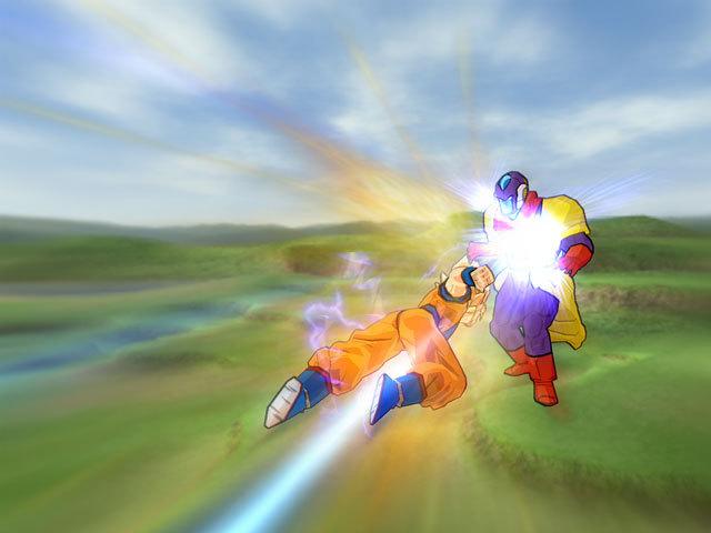 Dragon Ball Z: Budokai Tenkaichi 2 for Nintendo Wii image