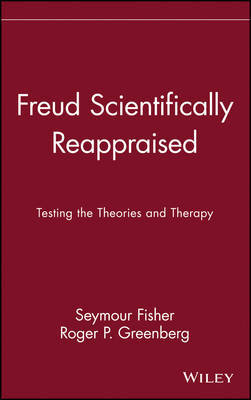 Freud Scientifically Reappraised by Seymour Fisher image