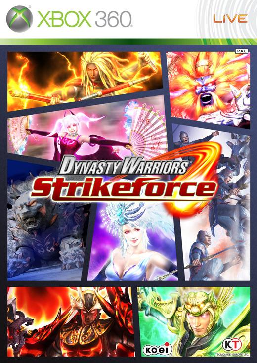 Dynasty Warriors: Strikeforce for Xbox 360