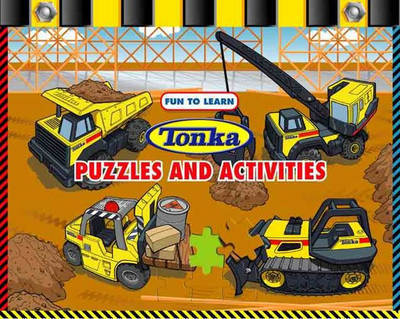 Fun to Learn Tonka Puzzles and Activities