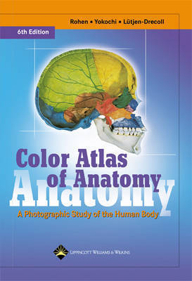 Color Atlas of Anatomy: A Photographic Study of the Human Body by Johannes W Rohen