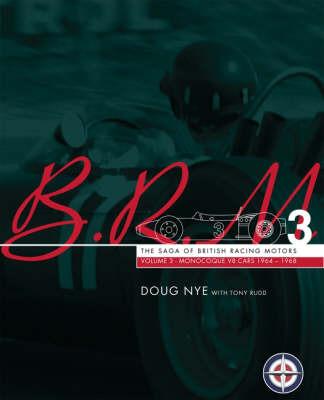 BRM: V. 3 by Doug Nye