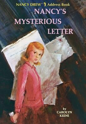 Nancy Drew Address Book