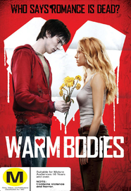 Warm Bodies on DVD