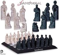 The Sandman Chess Set