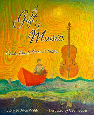 A Gift of Music by Alice Walsh image