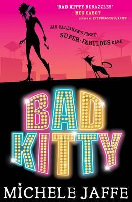 Bad Kitty by Michele Jaffe image