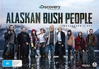 Alaskan Bush People Collector's Set on DVD