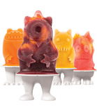 Tovolo: Monster Pop Moulds (Set of 4)