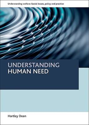 Understanding human need by Hartley Dean