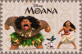 Disneys Moana - Cast Maxi Poster (571)