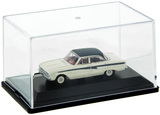 Road Ragers: Ford 1960 XK Sedan - White/Grey (1:87 Scale)