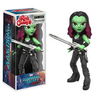 Marvel - Gamora Rock Candy Vinyl Figure