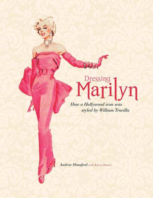 Dressing Marilyn by Karen Homer