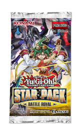 Yu-Gi-Oh! Star Pack Battle Royal Booster Pack image