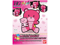 Gundam 1/144 HGPG Pretty In Pink & Petit Petit'gguy Model Kit