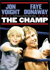 The Champ (NTSC) on DVD