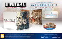 Final Fantasy XII The Zodiac Age Limited Edition for PS4