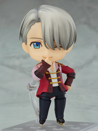 Yuri!!! On Ice: Nendoroid Victor Nikiforov - Articulated Figure