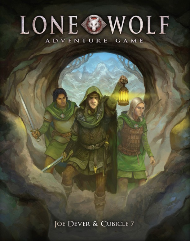 The Lone Wolf Adventure Game: Boxed Set image