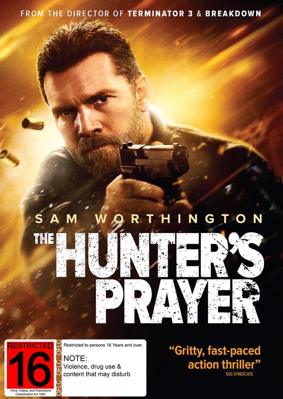 The Hunter's Prayer on DVD