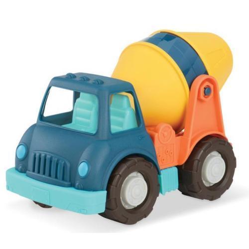 Battat: Wonder Wheels - Cement Truck