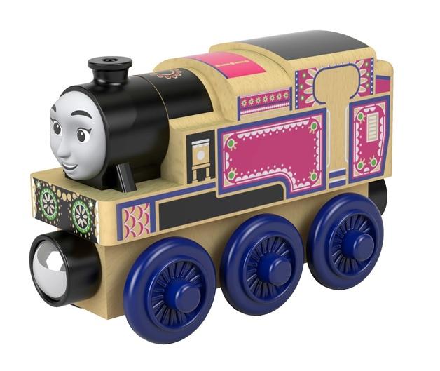 Thomas & Friends: Wooden Railway - Ashima