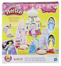 Play-Doh: Disney Princess Sparkle Kingdom Playset