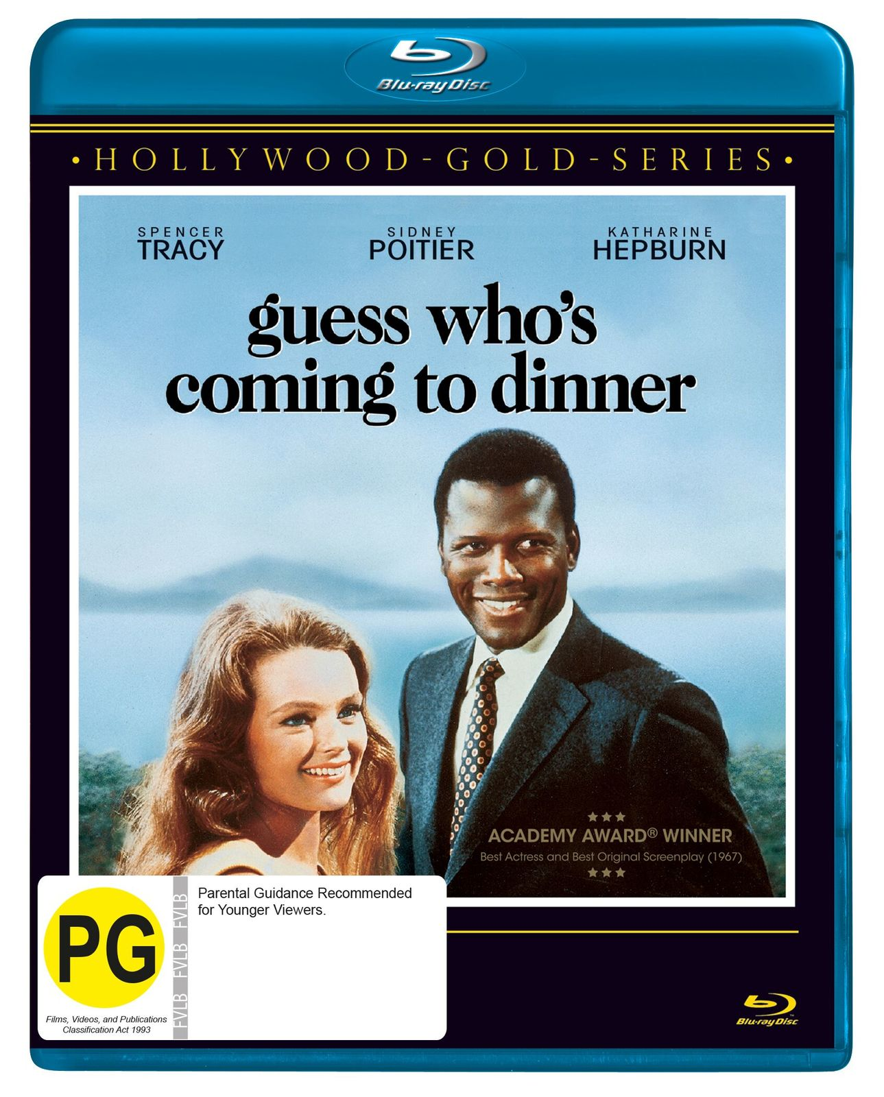 Guess Who's Coming to Dinner on Blu-ray image