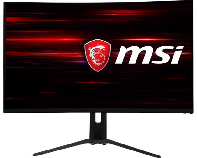 """31.5"""" MSI 144Hz 1ms Curved Gaming Monitor"""