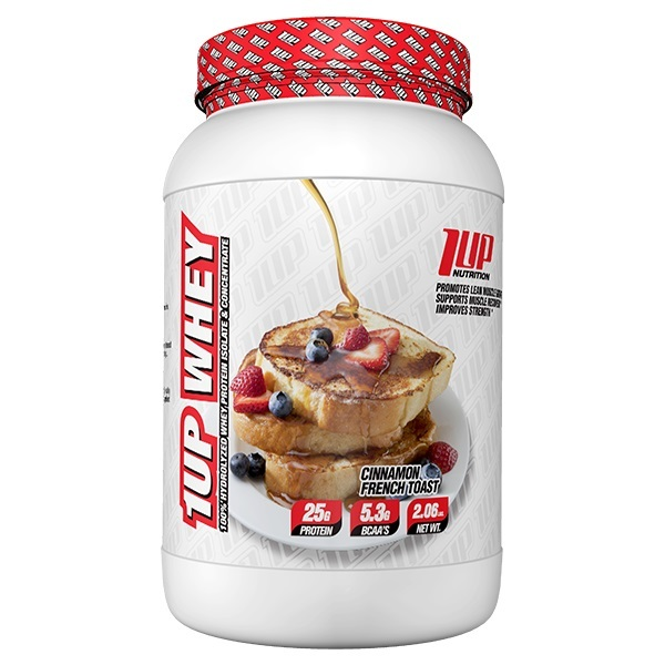 1Up Nutrition Whey 100% - Cinnamon French Toast (934g)