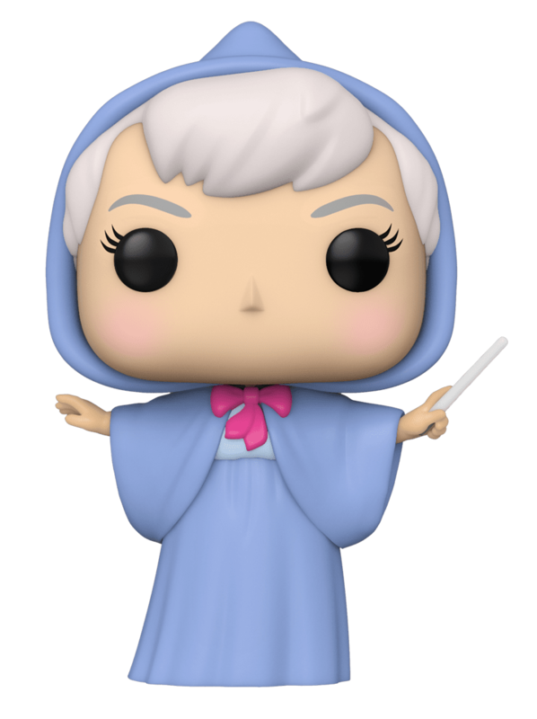 Disney's Cinderella: Fairy Godmother - Pop! Vinyl Figure