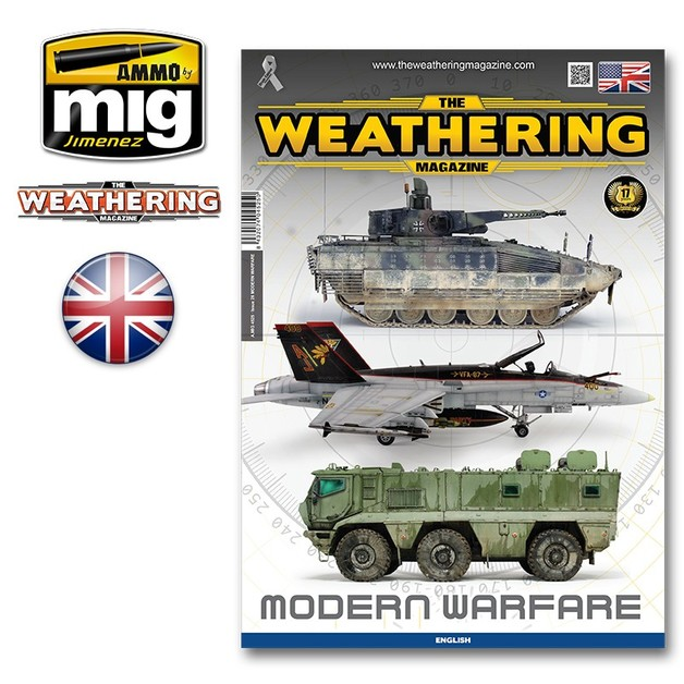 The Weathering Magazine Issue 26: Modern Warfare