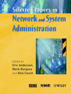 Selected Papers in Network and System Administration by Eric Anderson image