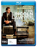 The Lincoln Lawyer on Blu-ray