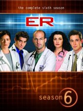 E.R. - The Complete 6th Season (6 Discs) on DVD