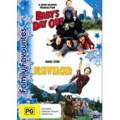 Baby's Day Out / Bushwhacked - Family Favourites (2 Disc Set) on DVD