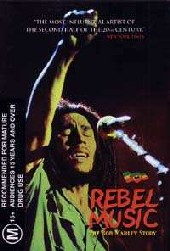 Bob Marley And The Wailers - Reble Music Documentary on DVD