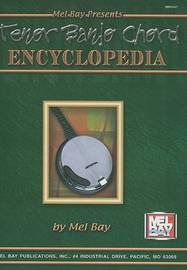 Tenor Banjo Chord Encyclopedia by Mel Bay