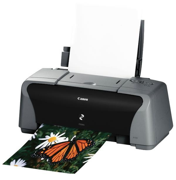 CANON PRINTER BUBBLE JET PIXMA USB iP1500