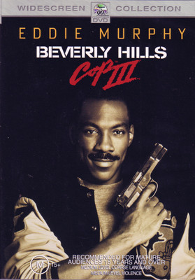 Beverly Hills Cop 3 on DVD