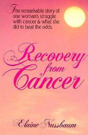 Recovery from Cancer by Elaine Nussbaum image