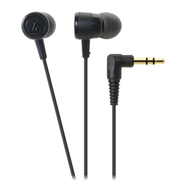 Audio-Technica ATH-CKL220 In-ear Headphones (Black)