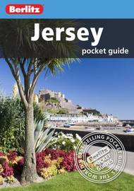 Berlitz: Jersey Pocket Guide image